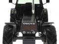 Schuco 450768600 - Deutz Powermatic DX230 Limted Edition Schwarz vorne