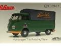 schuco 450785600 - Volkswagen T1b Pritsche Fendt Dieselross Schlepper Karton