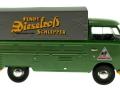 schuco 450785600 - Volkswagen T1b Pritsche Fendt Dieselross Schlepper rechts