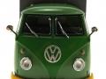 schuco 450785600 - Volkswagen T1b Pritsche Fendt Dieselross Schlepper vorne