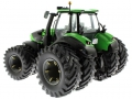 Schuco 7769 - Deutz-Fahr 9340 Agrotron TTV Doppelreifen hinten links