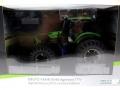 Schuco 7769 - Deutz-Fahr 9340 Agrotron TTV Doppelreifen Karton vorne