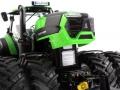 Schuco 7769 - Deutz-Fahr 9340 Agrotron TTV Doppelreifen Motor rechts