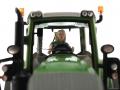 Siku 10327900403 - Fendt 939 mit Maisschiebeschild holaras - Eurotier 2014 Fahrerin