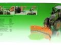 Siku 10327900403 - Fendt 939 mit Maisschiebeschild holaras - Eurotier 2014 Karton hinten
