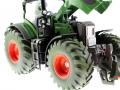 Siku 10327900403 - Fendt 939 mit Maisschiebeschild holaras - Eurotier 2014 Motor rechts