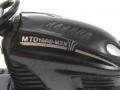 Siku 1312 - Rasentraktor MTDyaRD-MaN Black Logo
