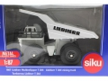 Siku 1807 - Liebherr Muldenkipper T264 Karton vorne