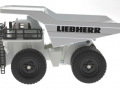 Siku 1807 - Liebherr Muldenkipper T264 links