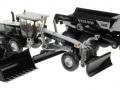 Siku 1822 Black - Set Baustellenfahrzeuge Blackline