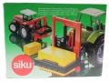 Siku 1960 - Siloblockschneider Karton hinten
