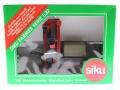 Siku 1960 - Siloblockschneider Karton vorne