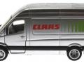 Siku 1995 - Claas Servicefahrzeug links