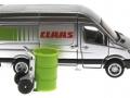 Siku 1995 - Claas Servicefahrzeug