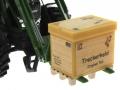 Siku 20068376 - Palettengabel Control 32 für Frontlader mit Treckerheld Palette