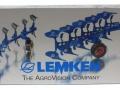 Siku 2015l - Anbau Drehpflug Lemken EurOpal 7x Limited Karton hinten