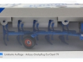 Siku 2015l - Anbau Drehpflug Lemken EurOpal 7x Limited Karton vorne