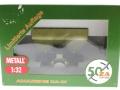 Siku 2050-Gold - Düngestreuer Amazone ZA-M Field and Fun Sondermodell Karton vorne