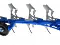 Siku 2051 - Volldrehpflug Lemken EurOpal 7x Blau