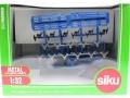 Siku 2054 - Scheibengrubber Lemken Gigant 1000 Karton vorne