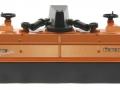 Siku 2056 - Kehrmaschine bema Jumbo hinten
