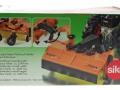 Siku 2056 - Kehrmaschine bema Jumbo Karton hinten