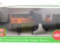 Siku 2056 - Kehrmaschine bema Jumbo Karton vorne
