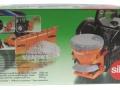 Siku 2058 - Salzstreuer mit Räumschild Bemo 1100 Karton hinten