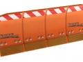 Siku 2058 - Salzstreuer mit Räumschild Bemo 1100 - Schild vorne rechts