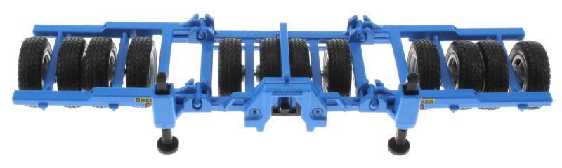 Siku 2059 - Front-Reifenpacker Bremer oben vorne