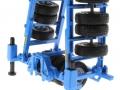 Siku 2059 - Front-Reifenpacker Bremer vorne links