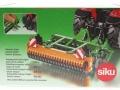 Siku 2063 - Kurzscheibenegge Amazone Karton hinten