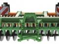 Siku 2063 - Kurzscheibenegge Amazone vorne
