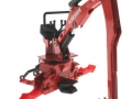 Siku 2066 - Heckbagger für Traktoren A.Moser hinten links