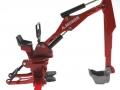 Siku 2066 - Heckbagger für Traktoren A.Moser