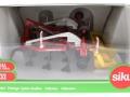 Siku 2067 - Pöttinger Synkro 3030 Grubber Karton vorne