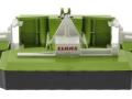 Siku 2265 - Großflächenmäher Claas hinten