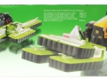 Siku 2265 - Großflächenmäher Claas Karton hinten