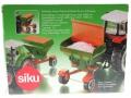 Siku 2269 - Düngerstreuer mit Fahrrahmen Amazone ZA-M Karton hinten