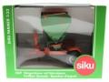 Siku 2269 - Düngerstreuer mit Fahrrahmen Amazone ZA-M Karton vorne