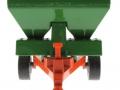 Siku 2269 - Düngerstreuer mit Fahrrahmen Amazone ZA-M vorne