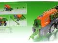 Siku 2276 - Amazone UX 11200 Feldspritze Karton hinten
