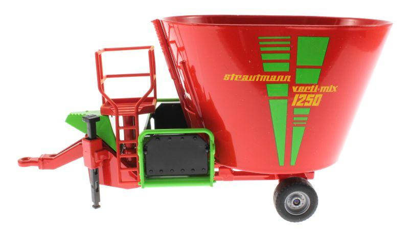 Siku 2450 - Futtermischwagen links