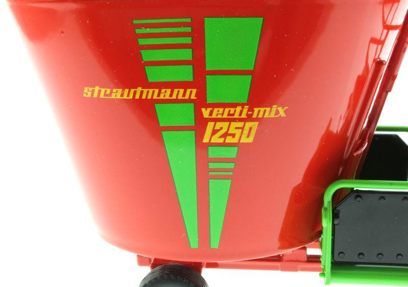 Siku 2450 - Futtermischwagen Logo