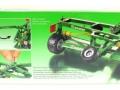 Siku 2455 - Mähwerk Krone Easy-Cut Karton hinten