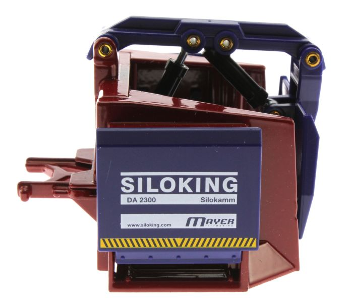 Siku 2458 - Mayer Silokamm Siloking links
