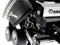 Siku 2460 Blackline - Rundballenpresse Comprima V150XC Sondermodell Agritechnica 2009 Antrieb rechts