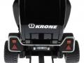 Siku 2460 Blackline - Rundballenpresse Comprima V150XC Sondermodell Agritechnica 2009 hinten