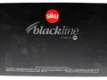 Siku 2460 Blackline - Rundballenpresse Comprima V150XC Sondermodell Agritechnica 2009 Karton hinten