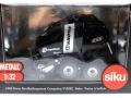 Siku 2460 Blackline - Rundballenpresse Comprima V150XC Sondermodell Agritechnica 2009 Karton vorne